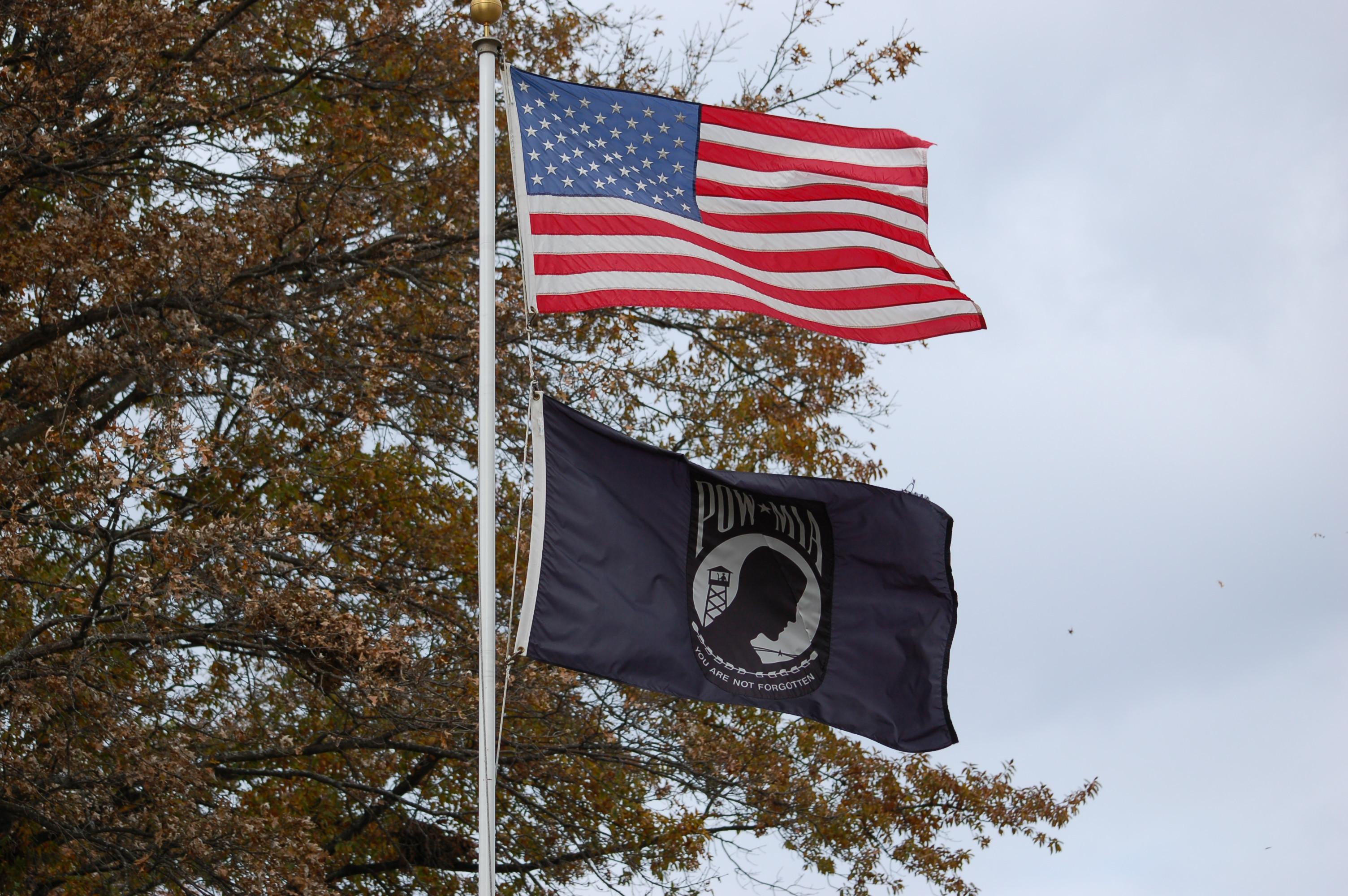 U.S. POW MIA Flag