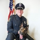 Clay McDonnough & K-9 Jari Booker